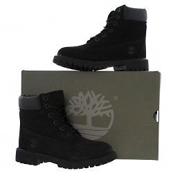 Can post or collect today. Timberlands size 4 black
