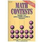 Math CONTESTS