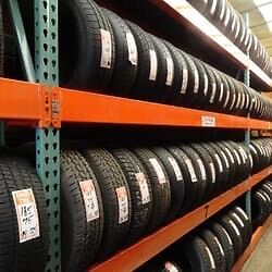 Still some winter tires available.