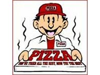 Delivery Drivers required for Pizza Takeaway Shop in Epsom