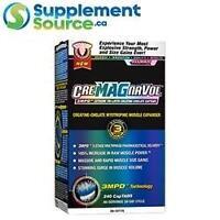 Allmax CreMAGnavol (Massive Muscle Growth), 240 Caps