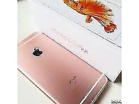 iPhone 6s Rose Gold 32GB EE