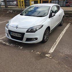 SPECIAL EDITION: GT LINE Renault Megane. 12 Months MOT. Smooth drive and driven by lady owner.