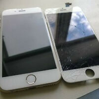 iPhone Samsung Glass replacement