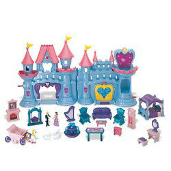 LittleTikes Slide  & Disney Princess Activity Ride On