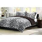 Full Size Zebra Bedding