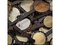 Banjo player wanted for exciting new American String Band