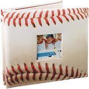 Baseball Scrapbook Album