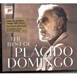 Placido Domingo - The Best of Plácido Domingo (Deluxe Version) - 4 CD - Neu / OV