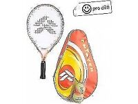 TECNO PRO TWISTER 19 RACQUET AND CASE