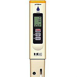 HM pH Meter (PH-80 Hydro Tester) at BUSTAN.CA Hydroponics