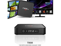T95m-G95 4k HD Android Media Centre TV Box