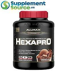 Allmax HEXAPRO (Blend of 6 Proteins), 5.5lb
