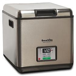 SousVide Supreme Brushed stainless steel SVK-00001