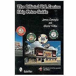 casino chip value book