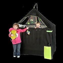 Cot blackout canopy