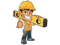Handyman services joinery electrical painting hanging etc