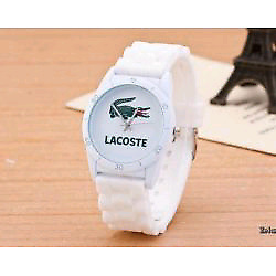 Lacoste watches in 10 colors