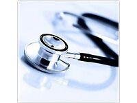 GP Medical Receptionist