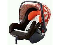 COSATTO BABY CAR SEAT NEW BORN ANY AGE ANY STAGE