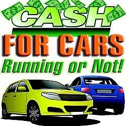 Paying up to $1000 for unwanted vehicles running or not