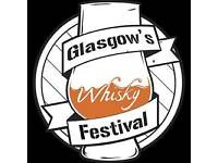 Glasgow Whisky Festival, Hampden 1xticket 11/11/2017