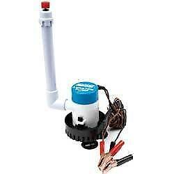 Live bait well fishing ebay for Portable fish livewell