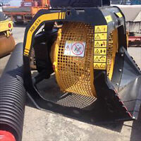 2011 MB S-14 Screen Bucket selling at Auction!