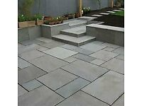 SILVER / GREY INDIAN SANDSTONE