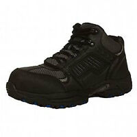 Mens Steel toe and Composite Plate ESR Work Shoes