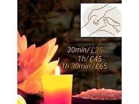 Massage in Earls Court for Ladies and Gentlemen
