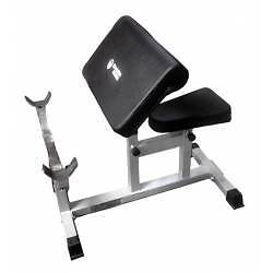 PREACHER BENCH REVOLUTION FITNESS Biggera Waters Gold Coast City Preview