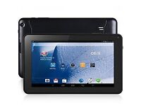 Android 4.4 9 inch WVGA Screen Tablet PCQuad Core 1.3GHz 512MB RAM 8GB WiFi - New - 1 yrs warantee
