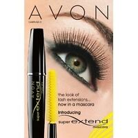 AVON Super Extend Mascara $6 No Tax!
