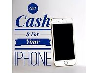 iPhones bought for cash same day all types considered