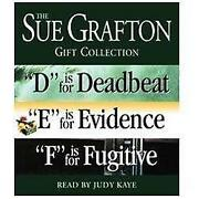 Sue Grafton Audio Books
