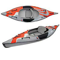West Marine Scout Inflatable One Seater Kayak
