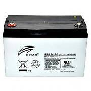 120AH AMP HOUR AGM 12 VOLT 12V DEEP CYCLE BATTERY DUAL SOLAR Wangara Wanneroo Area Preview