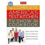 America's Test Kitchen Cookbook