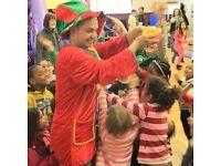 Childrens Entertainer kids Clown Mascots MINNIE MICKEY MOUSE balloon modeller twister face painter
