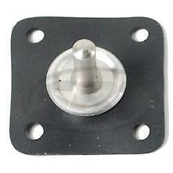 Carburetor Rebuild Kits - Mikuni Carburetor Rebuild Kits - Accelerator Pump Diaphragm (Square) 951 Carb Mikuni I-Body