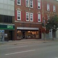 Great 1400 sq ft Commercial Rental Downtown Oshawa