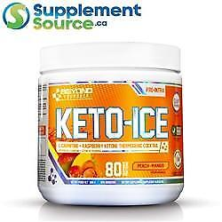 Beyond Yourself KETO-ICE, 80 Servings