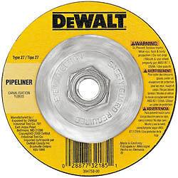 """dewalt dw8487 7"""" x 1/8"""" x 7/8"""" Pipeline Cutting/Grinding Wheel"""
