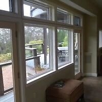 Windows and doors installation 13% off