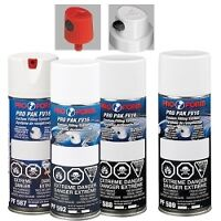 Automotive Colour Match Aerosols