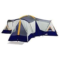 Broadstone four room dome tent