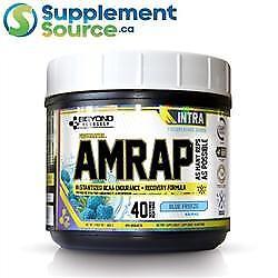Beyond Yourself AMRAP, 40 Servings