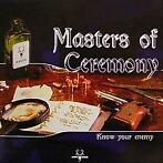 Masters of Ceremony - Know your enemy (Vinyls)