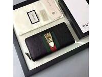 Gucci purse black